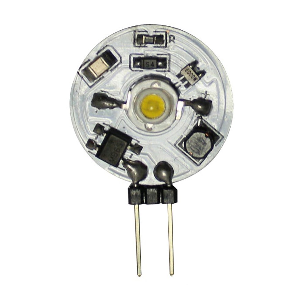 LED G4 1-HD Chip Bulb - Side Pins