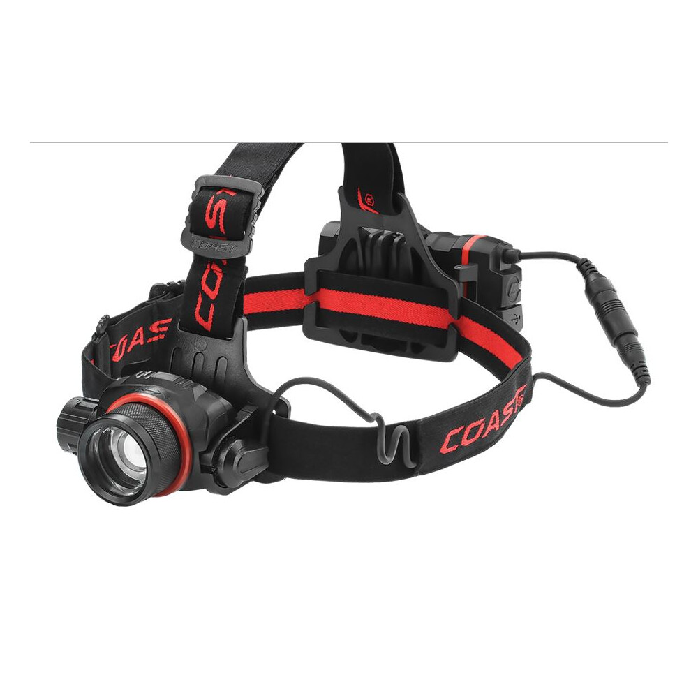 HL8R Rechargeable Headtorch