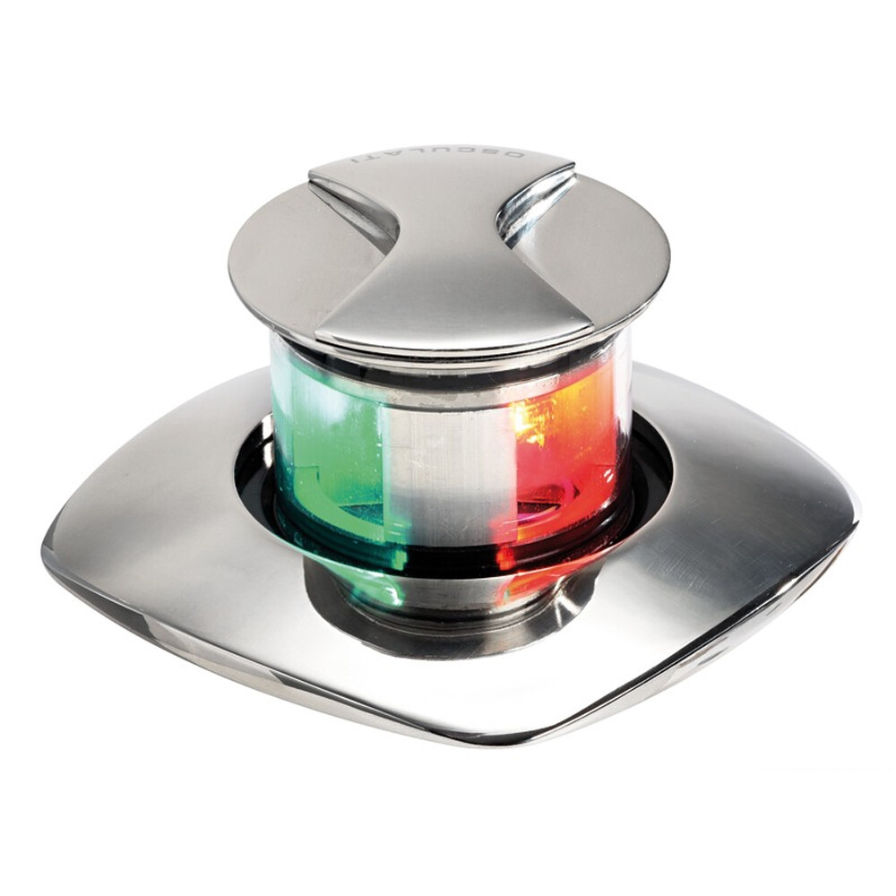 Pop-Up LED Bi-Colour Navigation Light