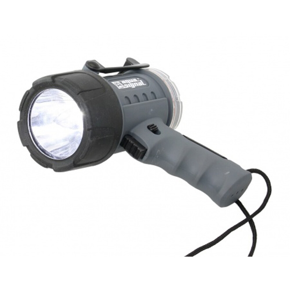 Aquasignal Cary LED Rechargeable Spotlight