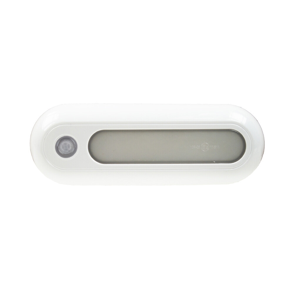 LED Oblong Light with Movement Sensor