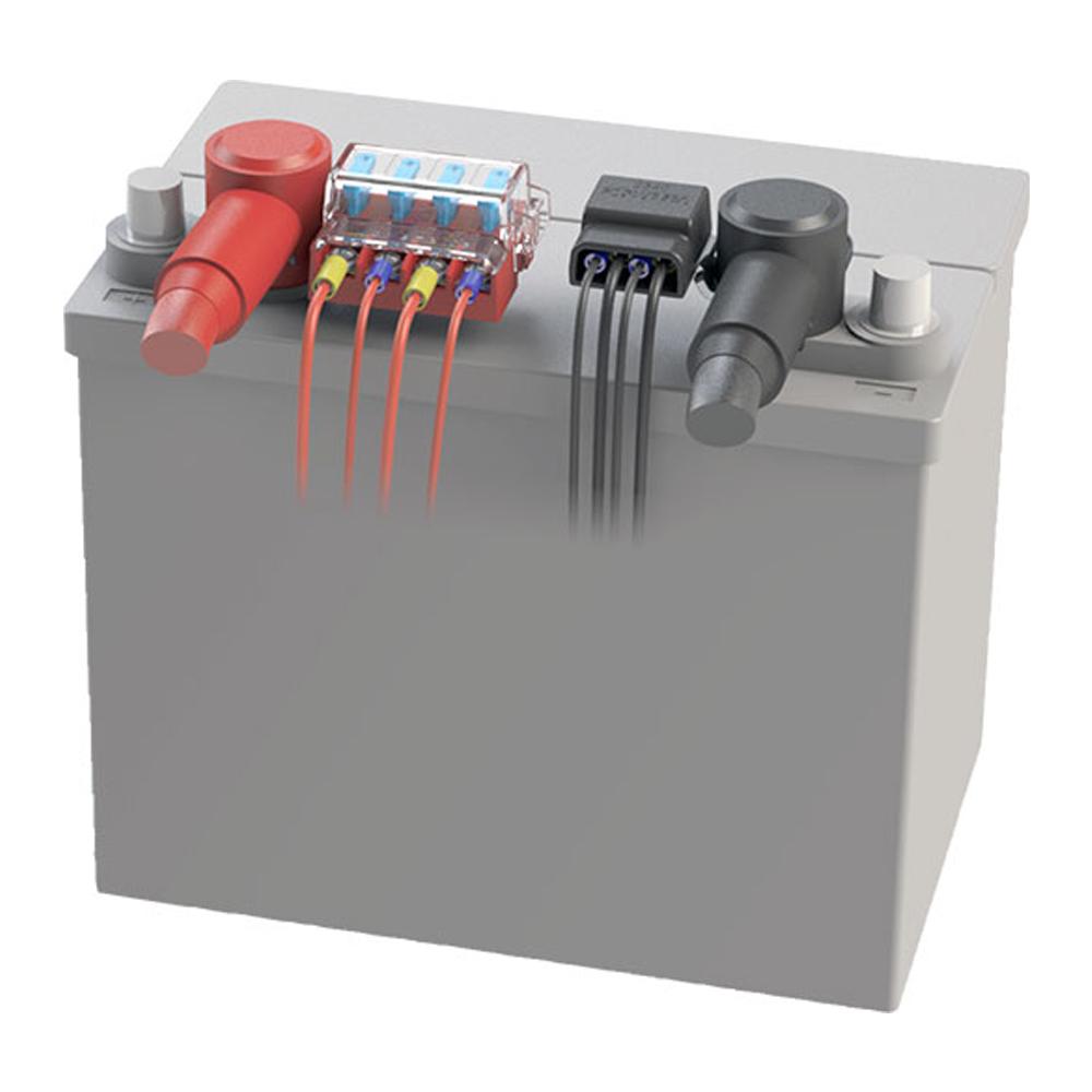 Blade Battery Terminal Mount Fuse Block Kit