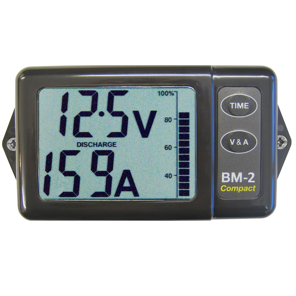 BM-2 Compact Battery Monitor 12V
