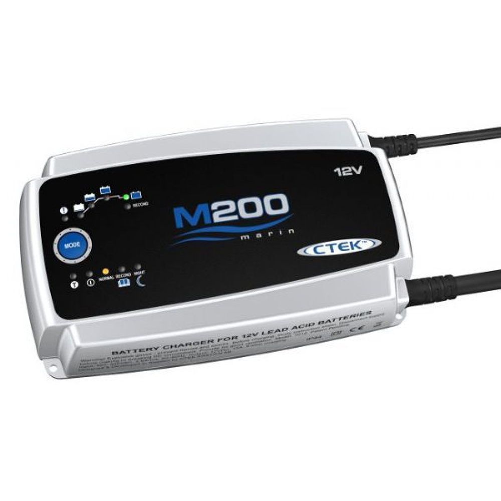 M200 Battery Charger - 15Amp