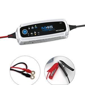 M45 Battery Charger - 3Amp