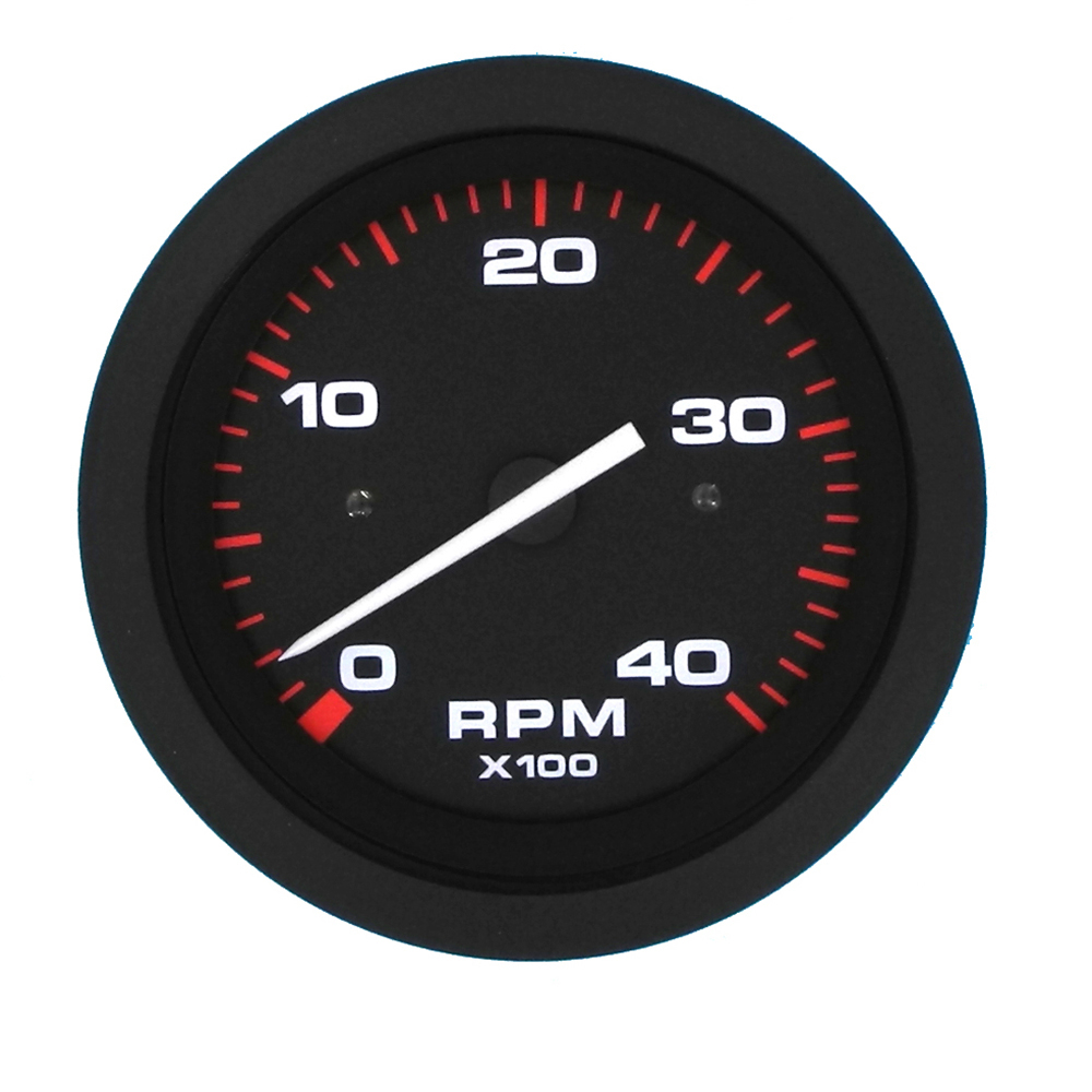Amega Rev Counter - 0-4000RPM Diesel
