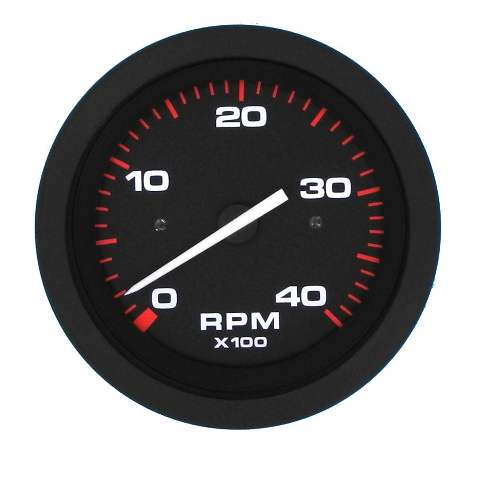 Amega Rev Counter - 0-4000RPM Diesel