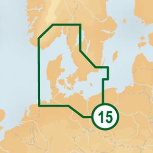Platinum+ XL3 Chart • 15P+ Oslo to Denmark