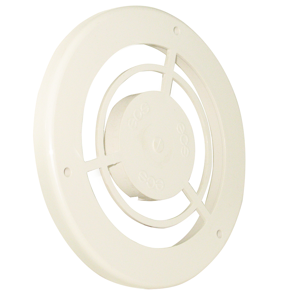 White Grill for Extractor Fan