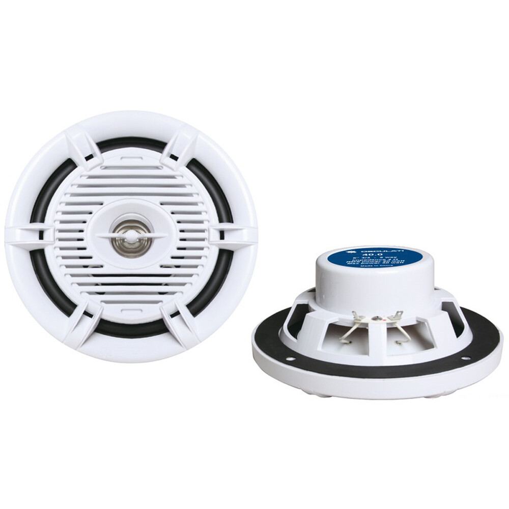 2-Way Waterproof Speakers 60W