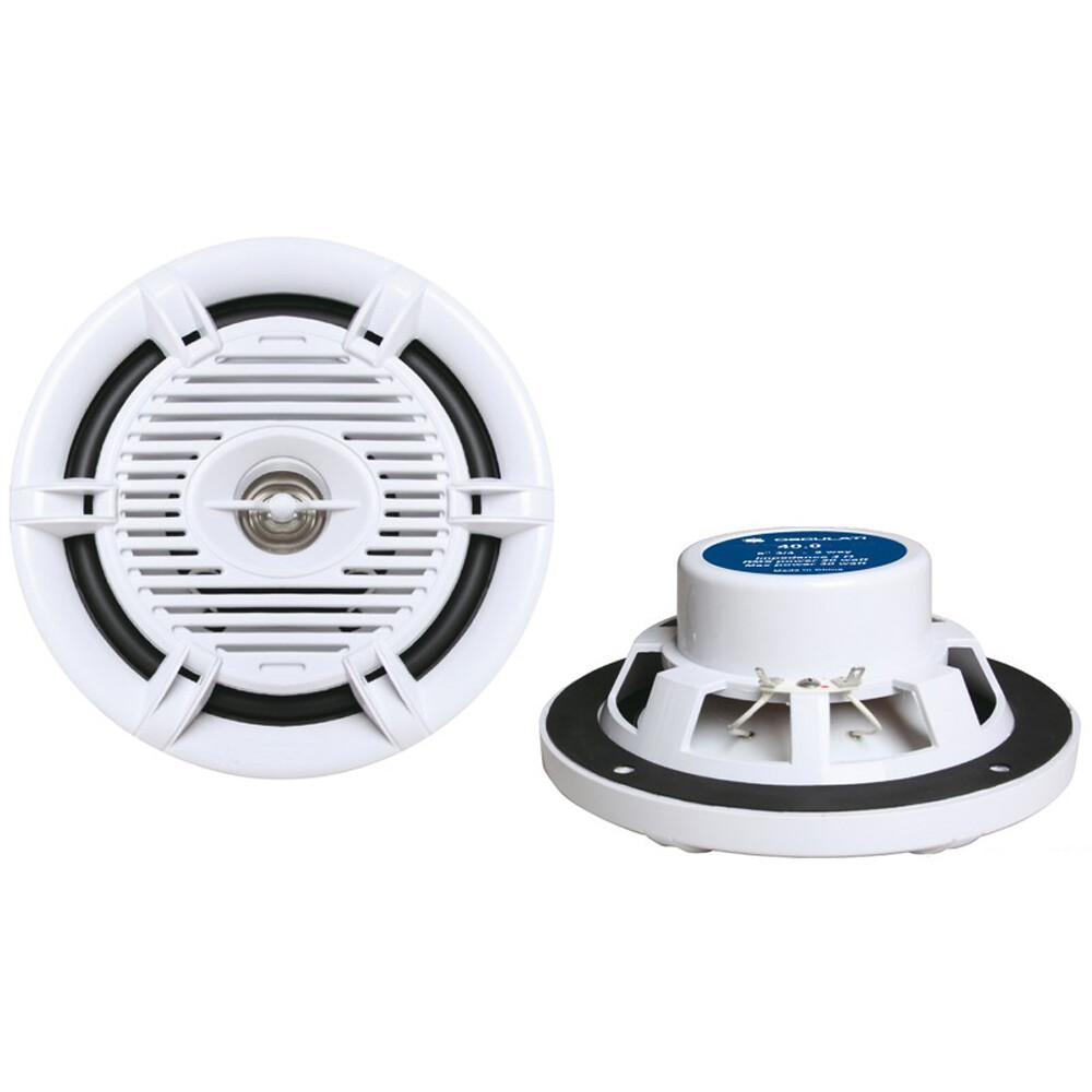 2-Way Waterproof Speakers 60W
