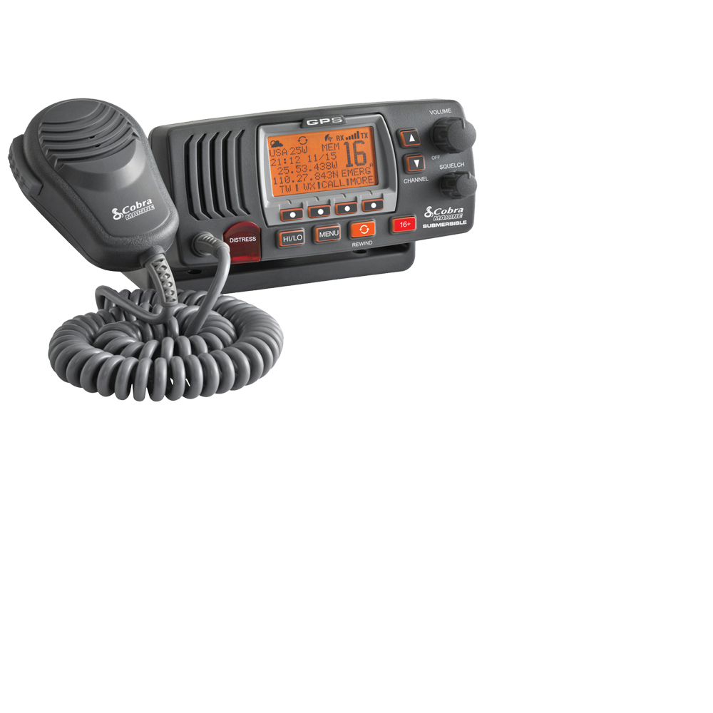 F77 VHF Radio With Internal GPS