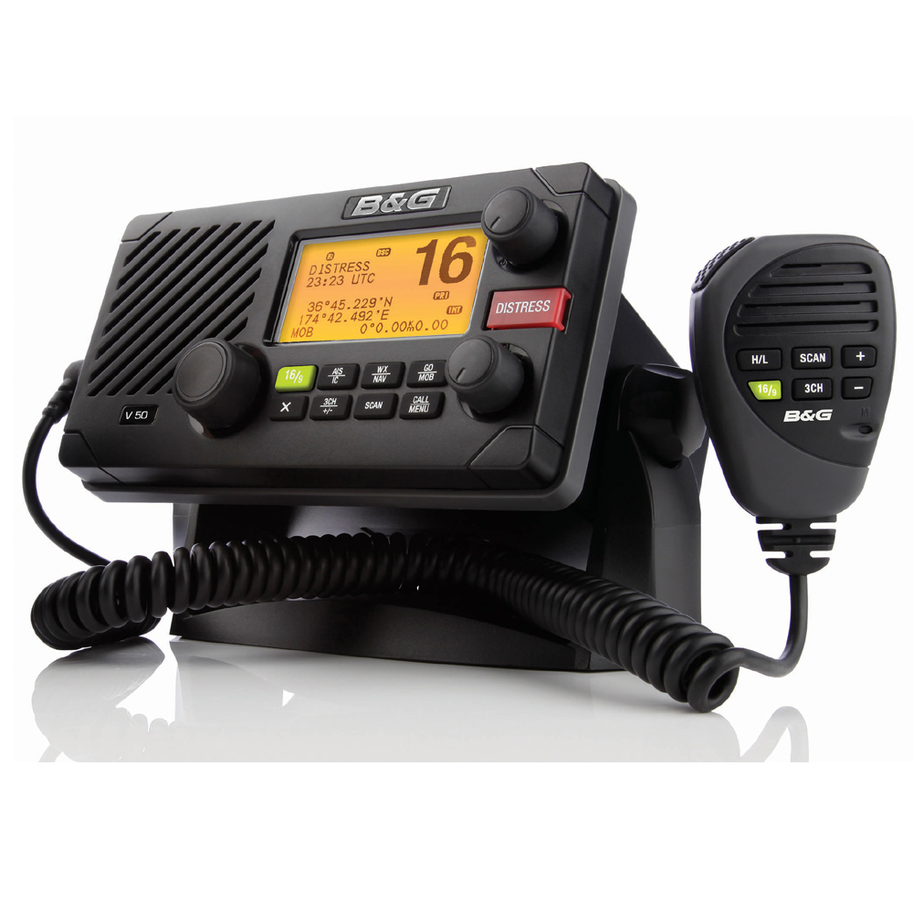 V50 VHF Radio With Internal AIS Receiver