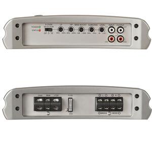 MS-AM402 2 Channel Marine Amplifier
