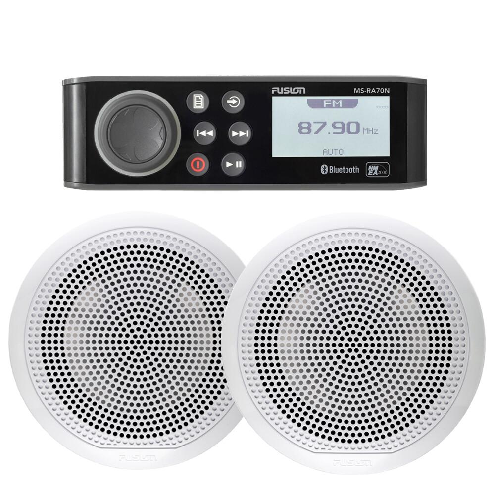 RA-70N Stereo Bundle