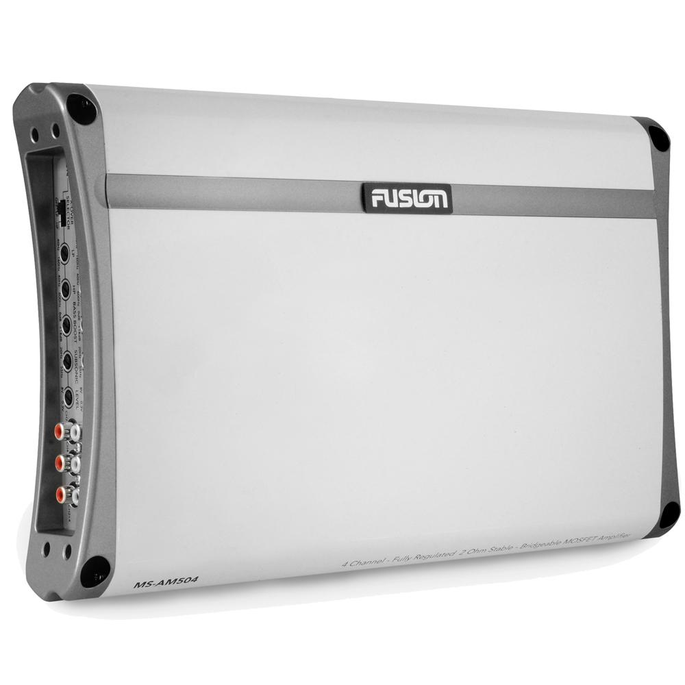 MS-AM504 4 Channel Amplifier