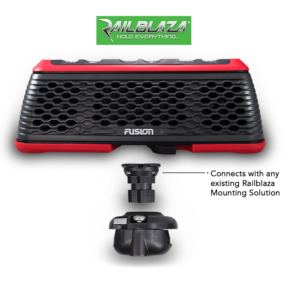 Stereo Active Railblaza Adaptor