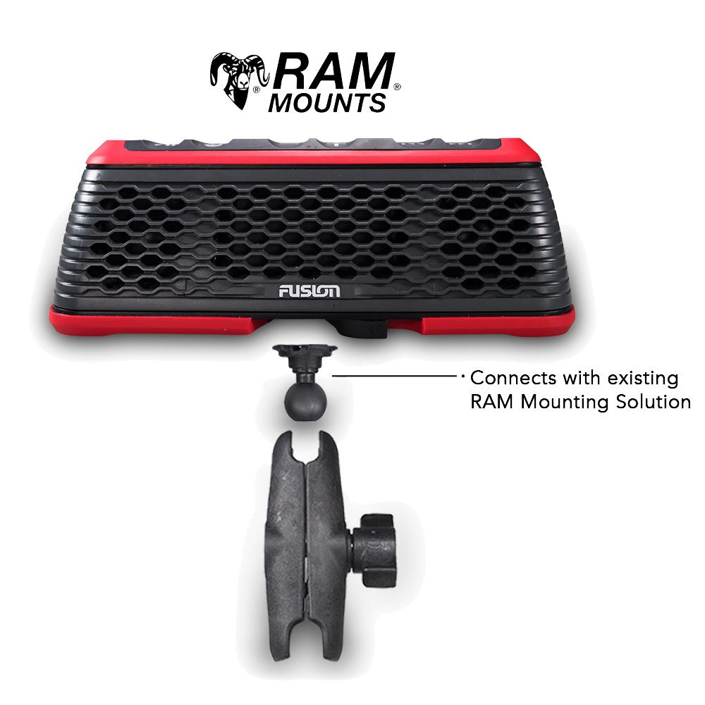 Stereo Active RAM Mount Adaptor