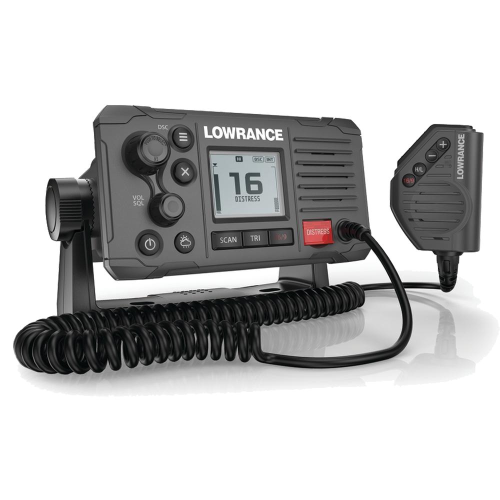 Link-6 DSC VHF Radio