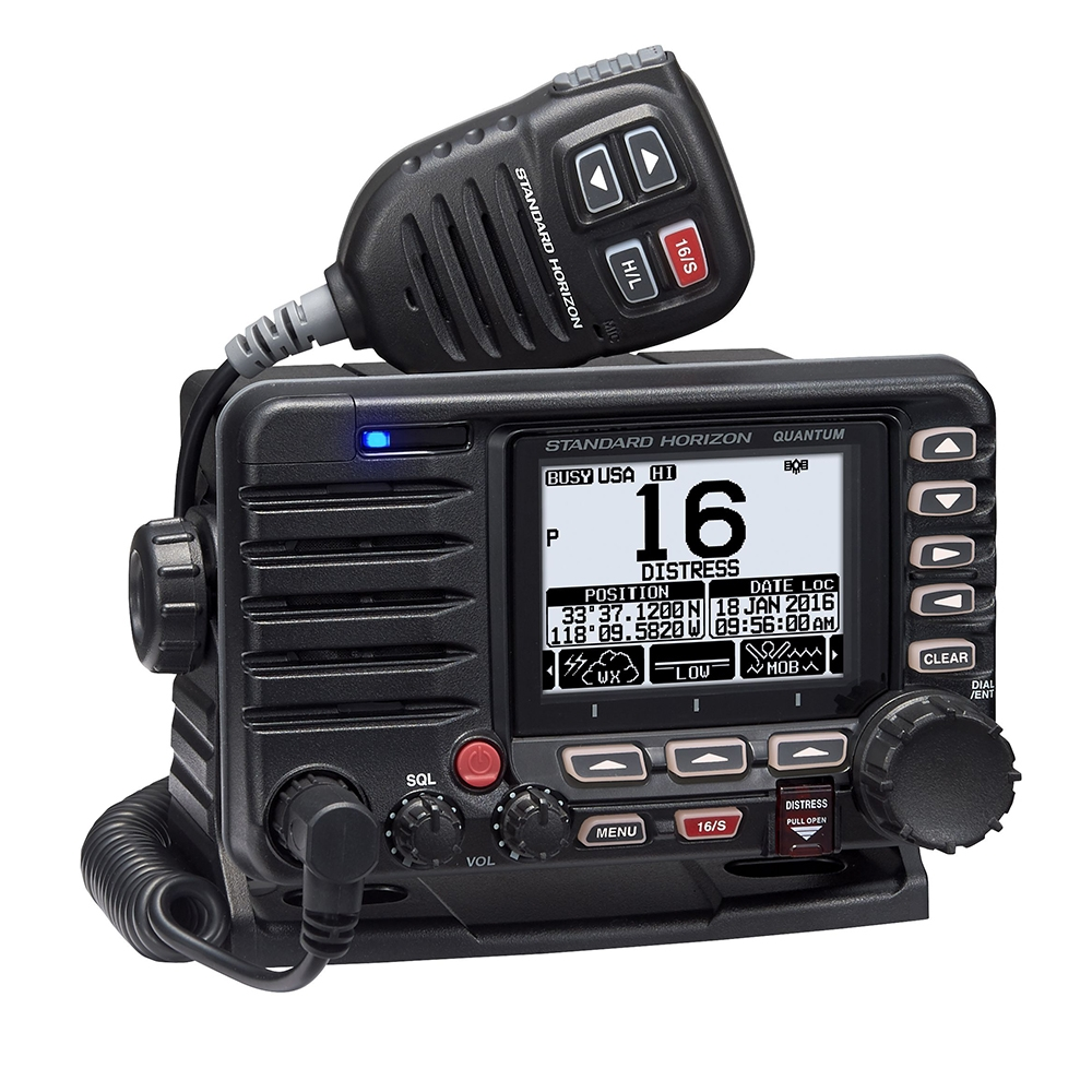 GX6000E VHF Radio with AIS Receiver