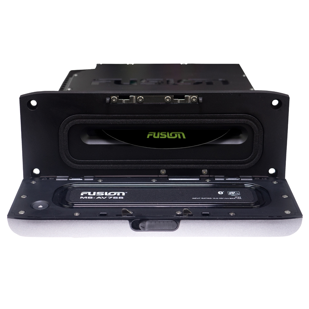 MS-AV755 Marine Stereo With Internal CD DVD player