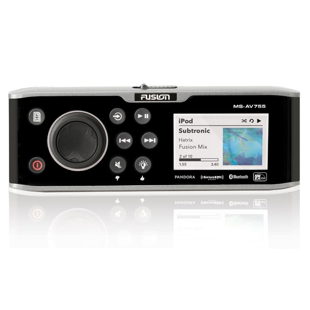 MS-AV755 Marine Stereo With Internal CD DVD player