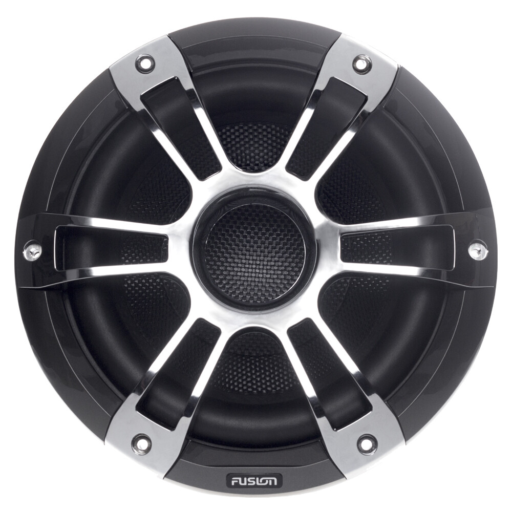 "Signature 10"" 450 WATT Sports Chrome Marine Subwoofer"