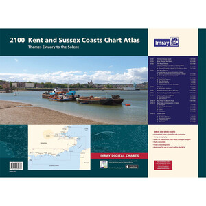 2100 Kent & Sussex Coasts Chart Pack