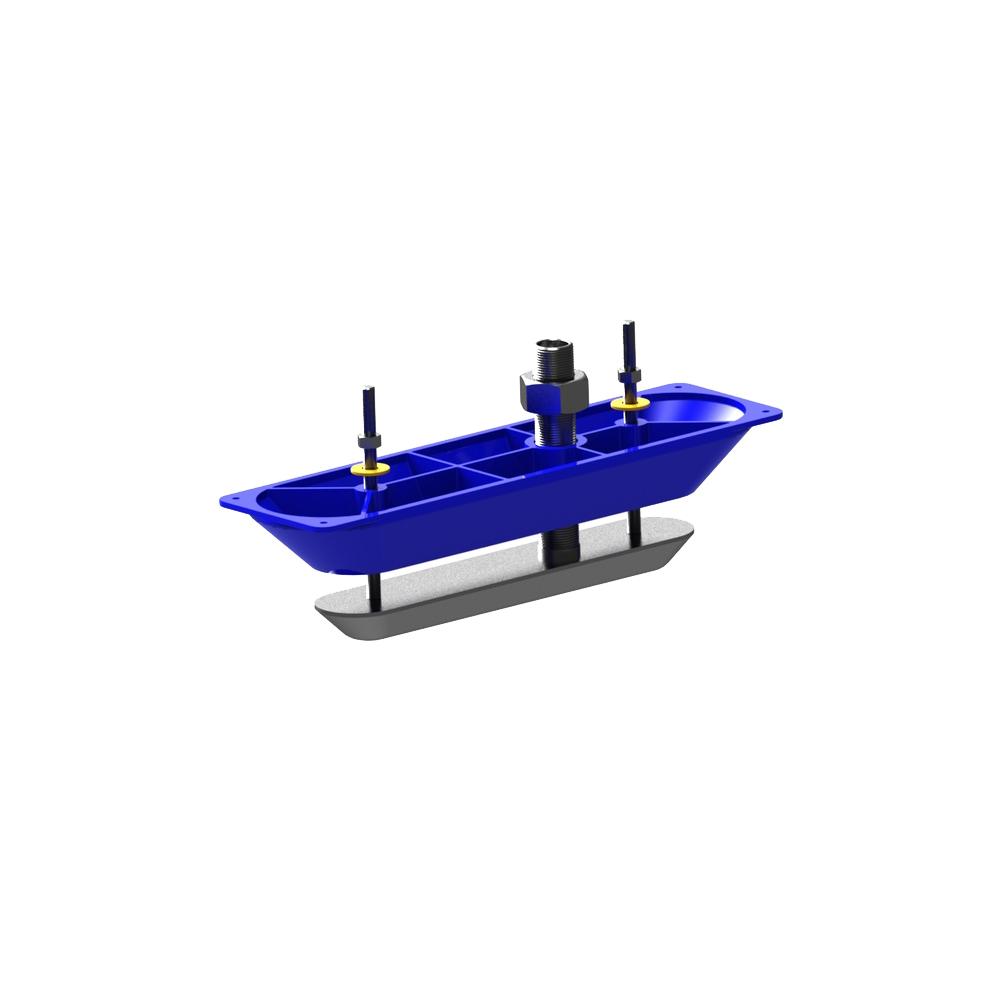 Structurescan Stainless Steel Thru-Hull Transducer