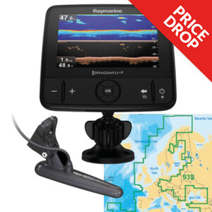 Dragonfly 7 PRO Combo with EU Navionics Silver