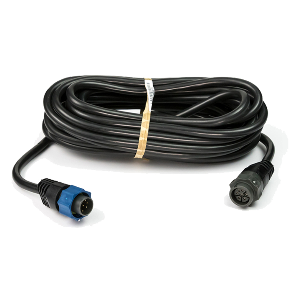 XT-20BL 20ft blue 7 pin transducer extension Cable