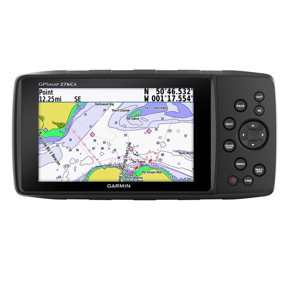 GPSMAP 276Cx Portable Chartplotter