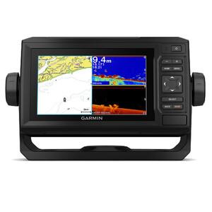 Echomap Plus 65cv Chartplotter Fishfinder Combo