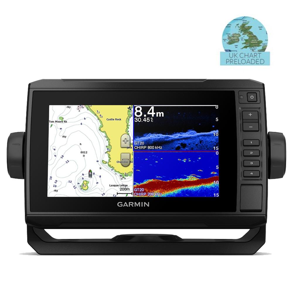 Echomap Plus 75cv Chartplotter Fishfinder Combo
