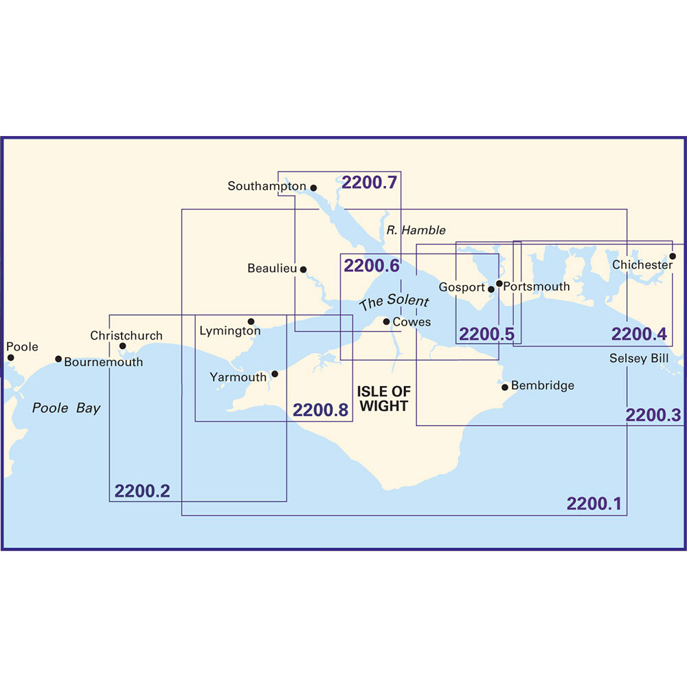 Plans: Isle of Wight & Solent