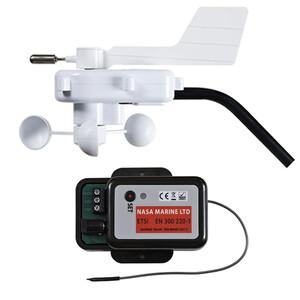 Wireless Wind - Mast Unit and Data Box