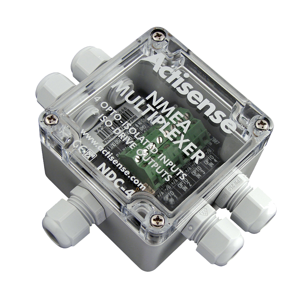 NDC-4-AIS NMEA Multiplexer pre-configured as AIS M