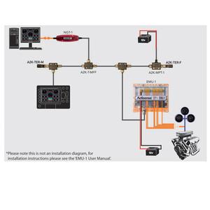EMU-1 Engine Monitoring Unit