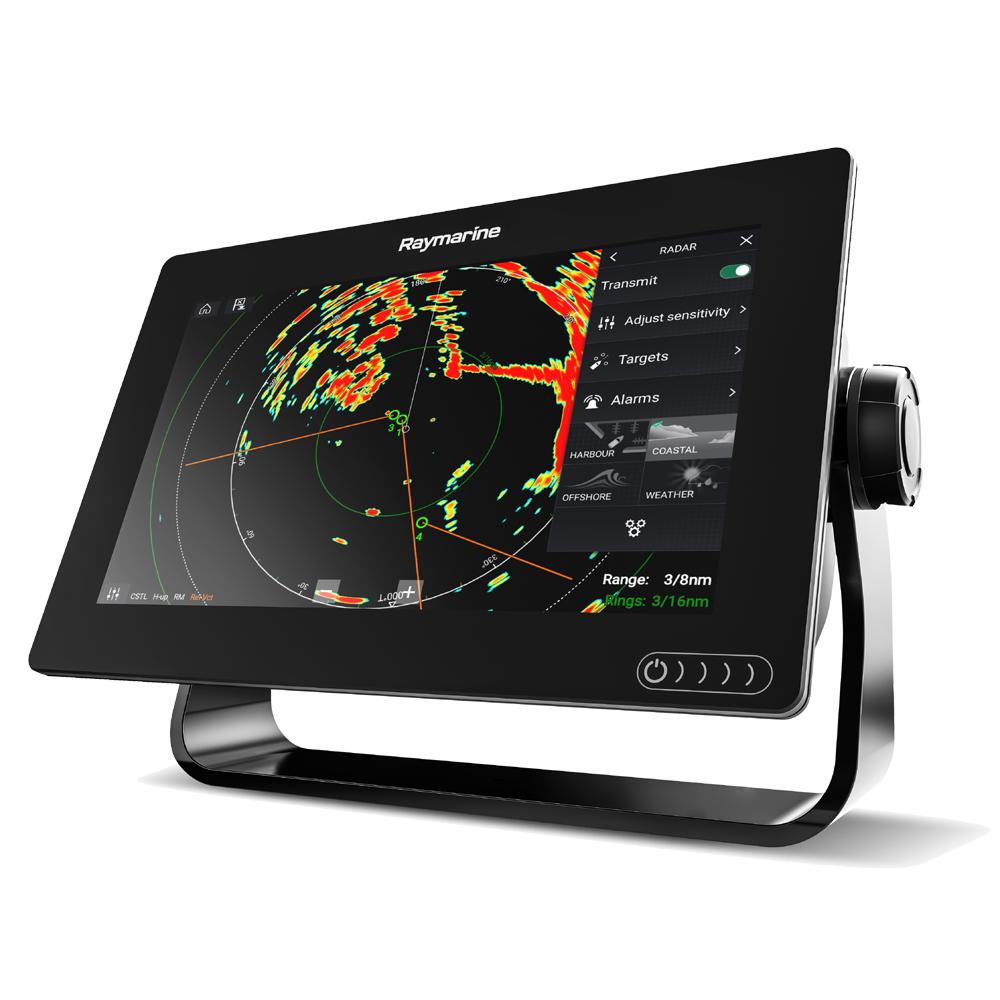 Axiom 9 RV Multifunction Display