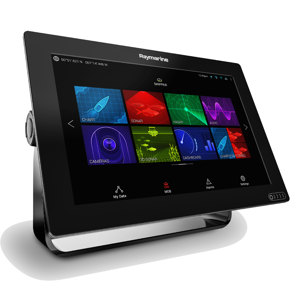Axiom 12 RV Multifunction Display