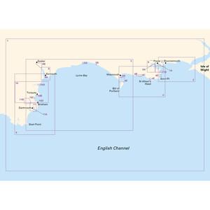 2300 Devon & Dorset Coasts Chart Pack