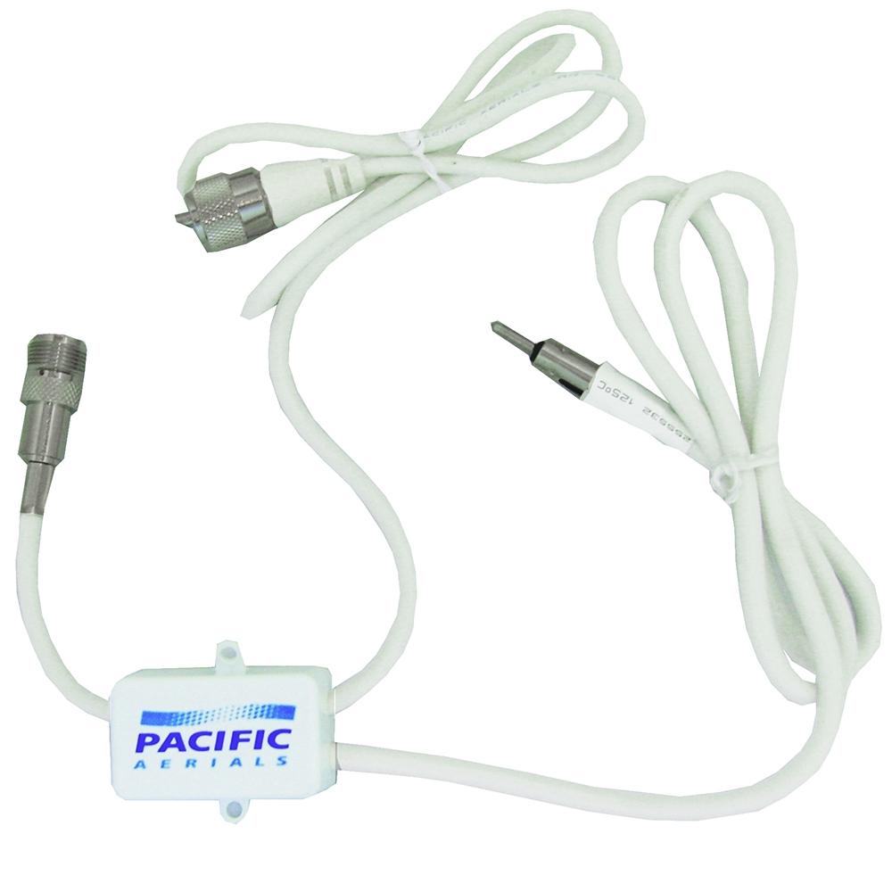 VHF/AM-FM Splitter