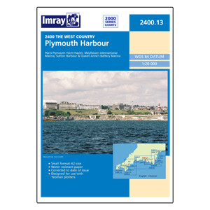 Y45 Plymouth Harbour