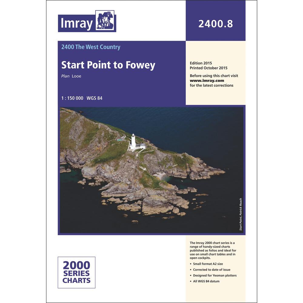 Start Point to Fowey