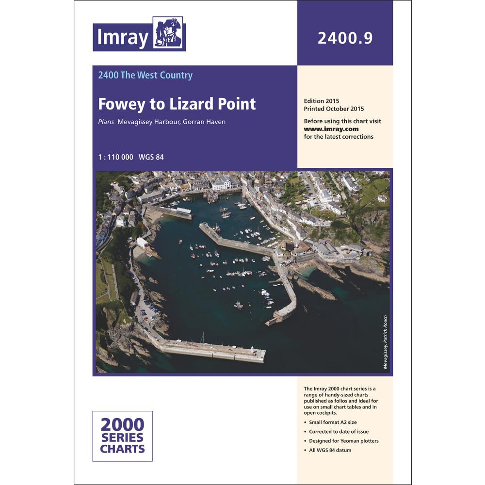 Fowey to Lizard Point