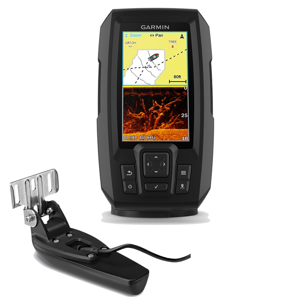 Striker Plus 4cv Fishfinder