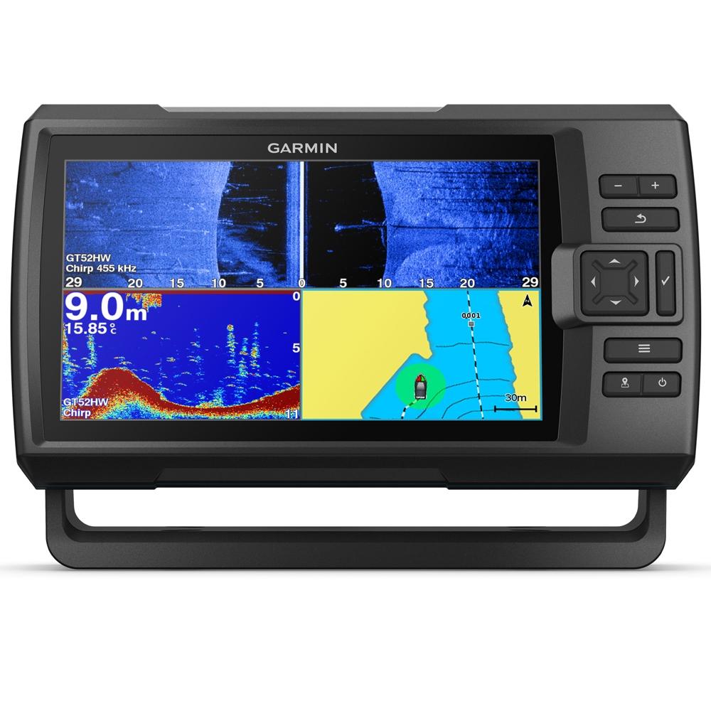 Striker Plus 9sv Fishfinder