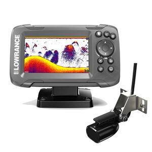 Hook2-4x GPS Bullet Skimmer Fishfinder