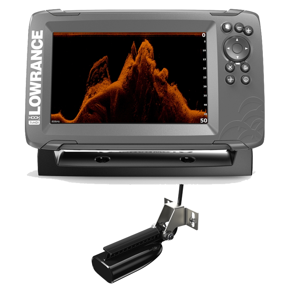Hook2-7x Splitshot Fishfinder