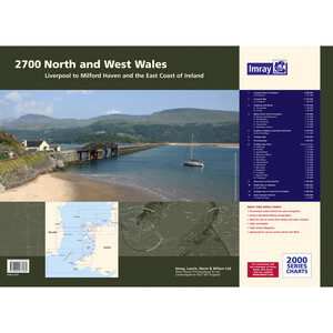 2700 North & West Wales Chart Pack